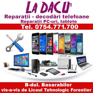 Reparatii / decodari telefoane